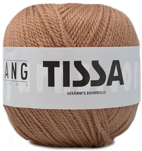 Lang Yarns Tissa 026 Light Brown