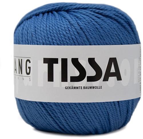 Lang Yarns Tissa 033 Blue