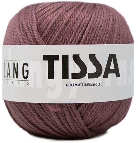 Lang Yarns Tissa 148 Old Pink