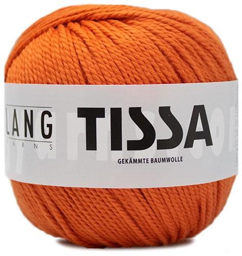 Lang Yarns Tissa 159 Mandarine