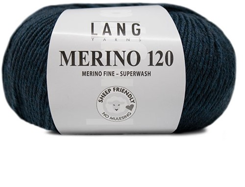 Lang Yarns Merino 120 233 Jeans