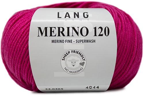 Lang Yarns Merino 120 465 Clove