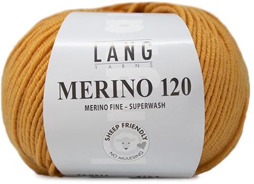 Lang Yarns Merino 120 311 Ocher