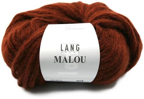 Lang Yarns Malou 15 Cognac