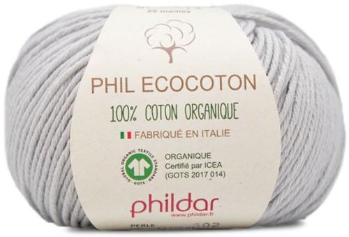 Phildar Phil Ecocoton 1370 Perle