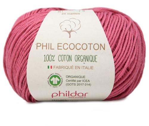 Phildar Phil Ecocoton 2144 Pétunia