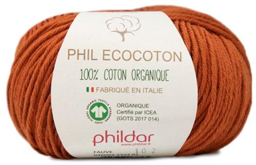 Phildar Phil Ecocoton 2333 Fauve
