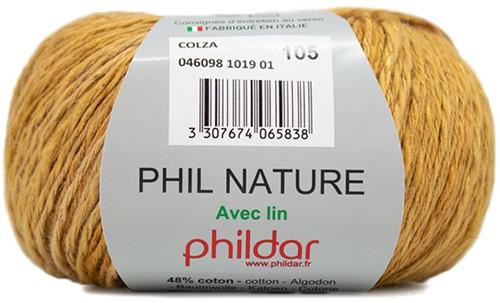 Phildar Phil Nature 1019 Colza