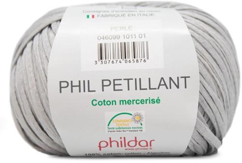 Phildar Phil Petillant 1011 Perle