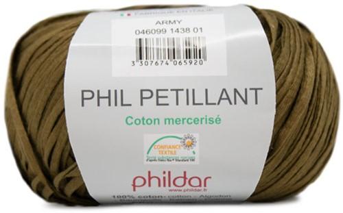 Phildar Phil Petillant 1438 Army
