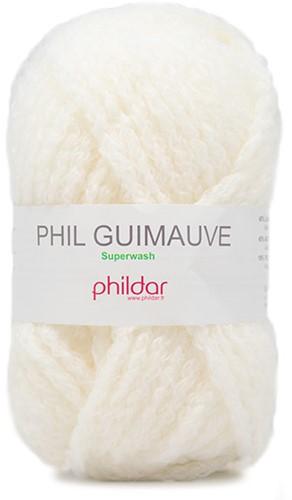 Phildar Phil Guimauve 0061 Ecru