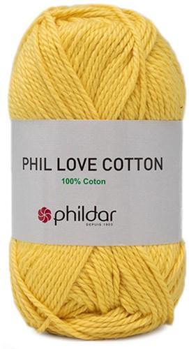 Phildar Phil Love Cotton 1019 Soleil