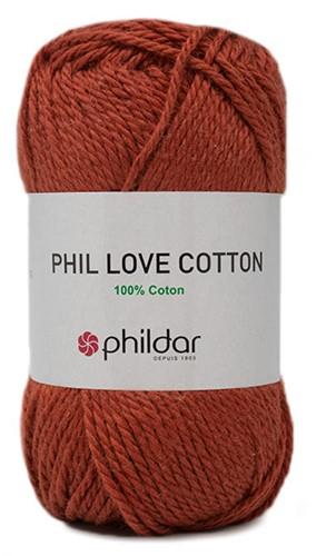 Phildar Phil Love Cotton 1333 Havane
