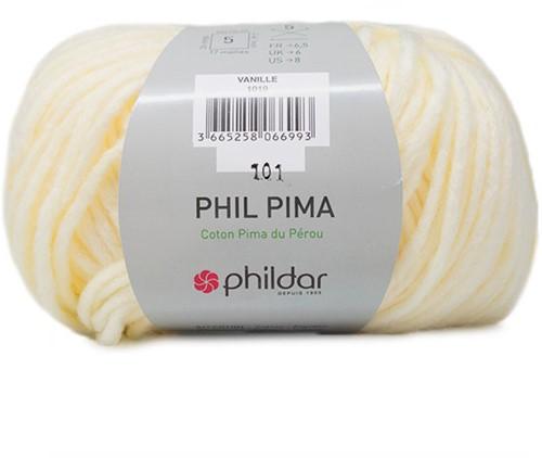 Phildar Phil Pima 1019 Vanille