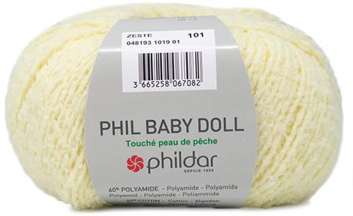 Phildar Phil Baby Doll 1019 Zeste