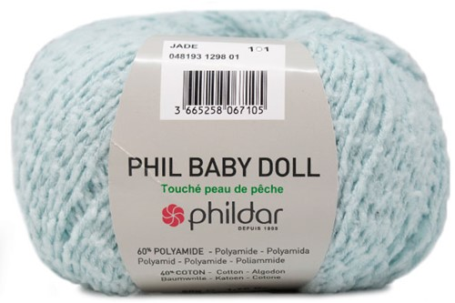 Phildar Phil Baby Doll 1298 Jade