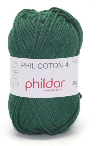 Phildar Phil Coton 4 1173 Cedre
