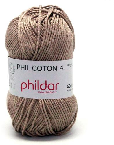 Phildar Phil Coton 4 1264 Chanvre