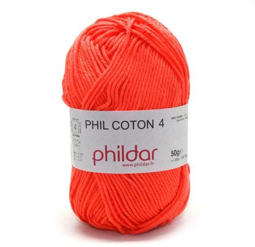 Phildar Phil Coton 4 1396 Vitamine