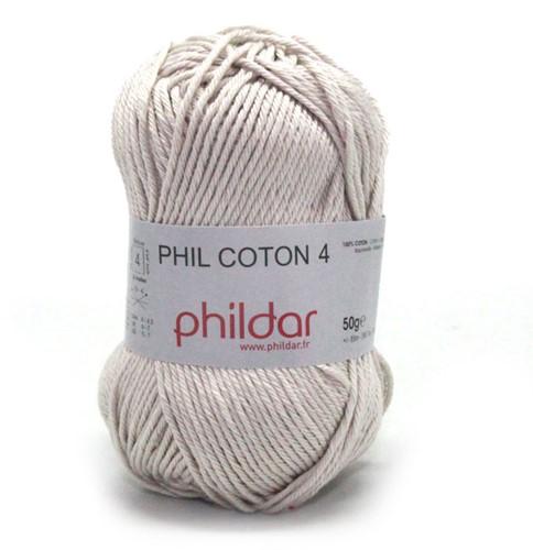 Phildar Phil Coton 4 1447 Perle