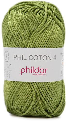Phildar Phil Coton 4 2099 Feuille