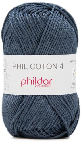 Phildar Phil Coton 4 2297 Denim