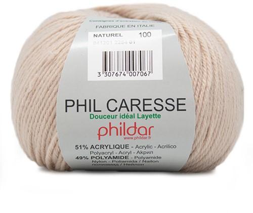 Phildar Phil Caresse 2264 Naturel