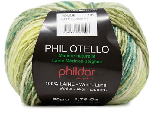 Phildar Phil Otello 2099 Pomme