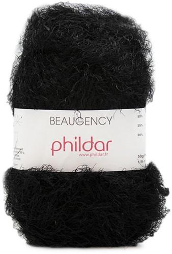 Phildar Phil Beaugency 1200 Noir