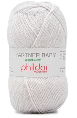 Phildar Partner Baby 2008 Givre