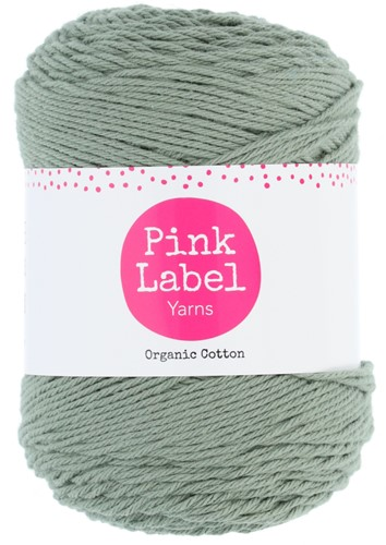 Pink Label Organic Cotton 055 Alexis - Misty green