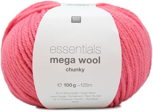 Rico Essentials Mega Wool Chunky 018 Pink
