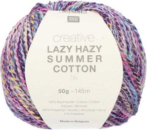 Rico Creative Lazy Hazy Summer Cotton dk 007 Purple