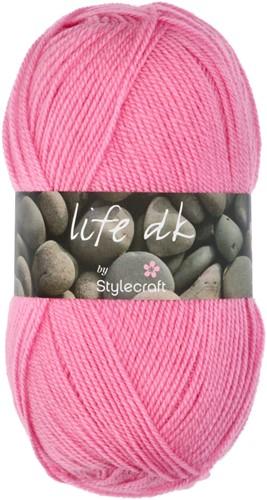 Stylecraft Life DK 2297 Pink Lady