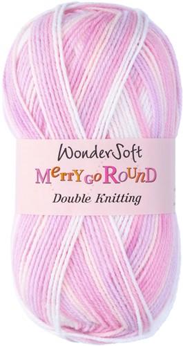 Stylecraft Wondersoft Merry Go Round DK 3119 Pink/Lilac
