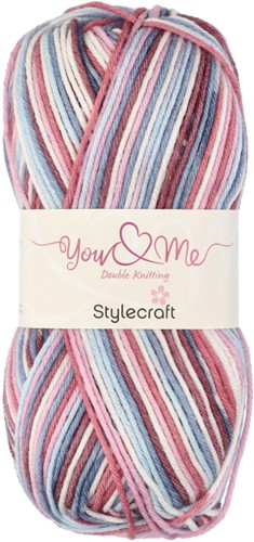 Stylecraft You & Me DK 3764 Ava