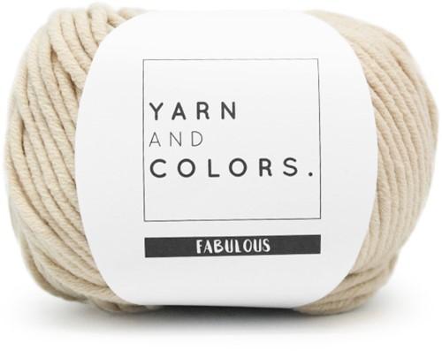 Yarn and Colors Boho WOW! Wall Hanging Kit 003 Ecru