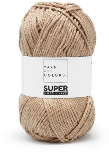 Yarn and Colors Black, White and Bright Comfy Cushion Knitting Kit 009 Limestone