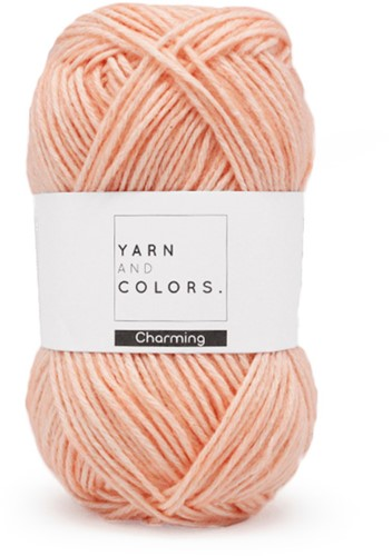 Yarn and Colors Oh Baby! Crochet Booties Crochet Kit 042 Peach