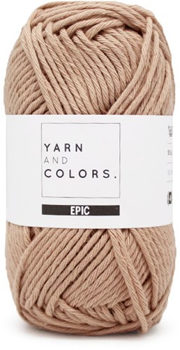 Yarn and Colors Oh Baby! Sweater Knitting Kit 009 Limestone