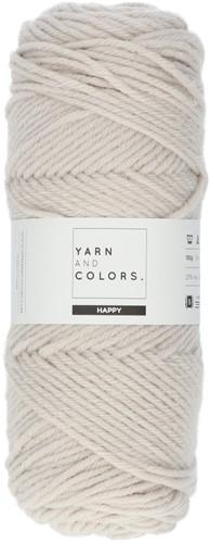 Yarn and Colors Maxi Cardigan Crochet Kit 2 S/M Birch