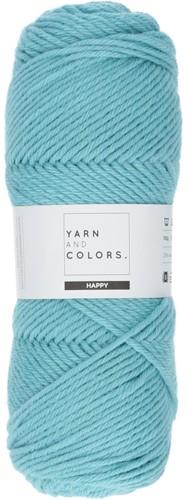 Yarn and Colors Maxi Cardigan Crochet Kit 9 S/M Glass