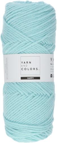 Yarn and Colors Maxi Cardigan Crochet Kit 10 L/XL Jade Gravel