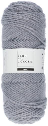 Yarn and Colors Maxi Cardigan Knitting Kit 11 L/XL Shark Grey