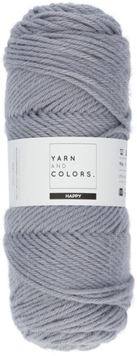 Yarn and Colors Maxi Cardigan Knitting Kit 11 S/M Shark Grey