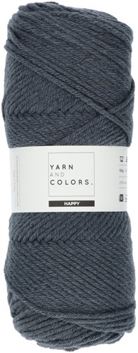 Yarn and Colors Maxi Cardigan Knitting Kit 12 S/M Graphite
