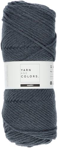 Yarn and Colors Maxi Cardigan Crochet Kit 13 L/XL Graphite