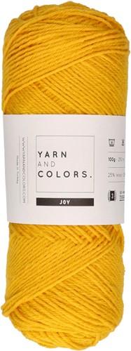 Dream Blanket 5.0 KAL Knitting Kit 4 Mustard