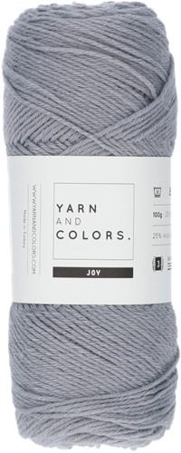 Dream Blanket 5.0 KAL Knitting Kit 10 Shark Grey