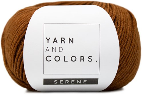 Yarn and Colors Oh Baby! Hat Crochet Kit 026 Satay